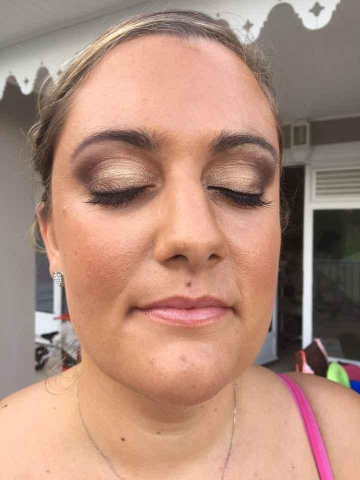 Déçue de mes 3 essais maquillage - 1