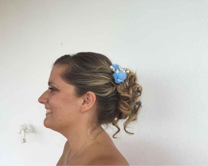 Enfin mon essai coiffure !!! - 1