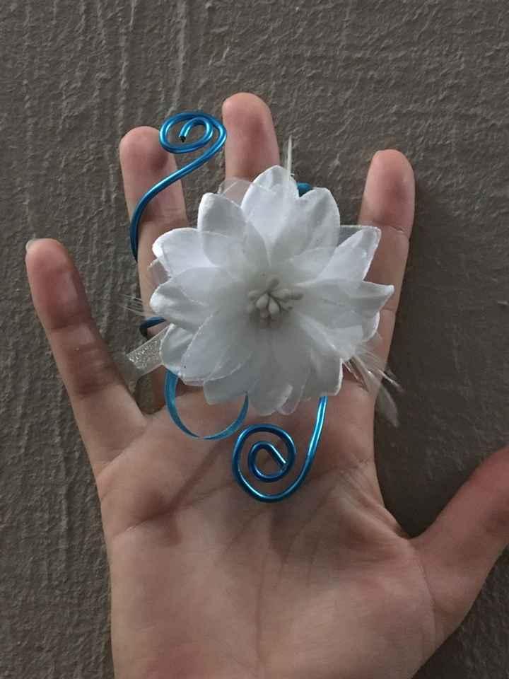 Mes bracelets diy témoins et minidh - 2