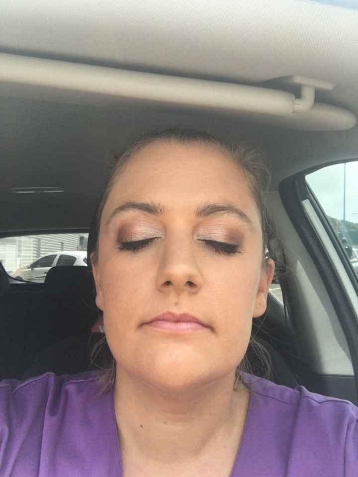 4 eme essai maquillage .... - 1