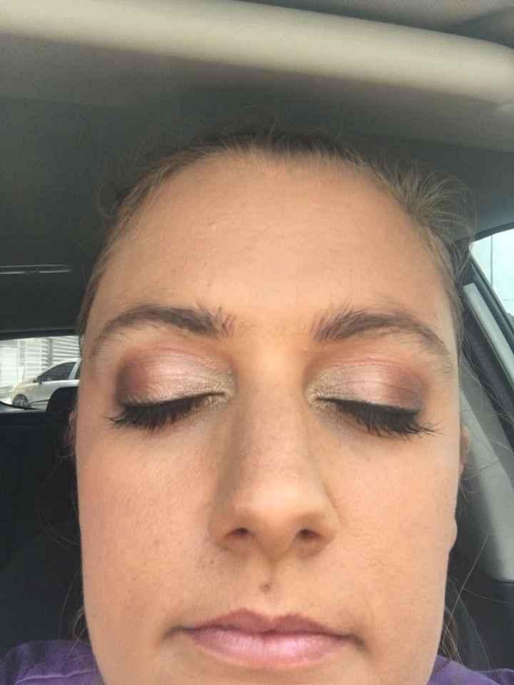 4 eme essai maquillage .... - 3
