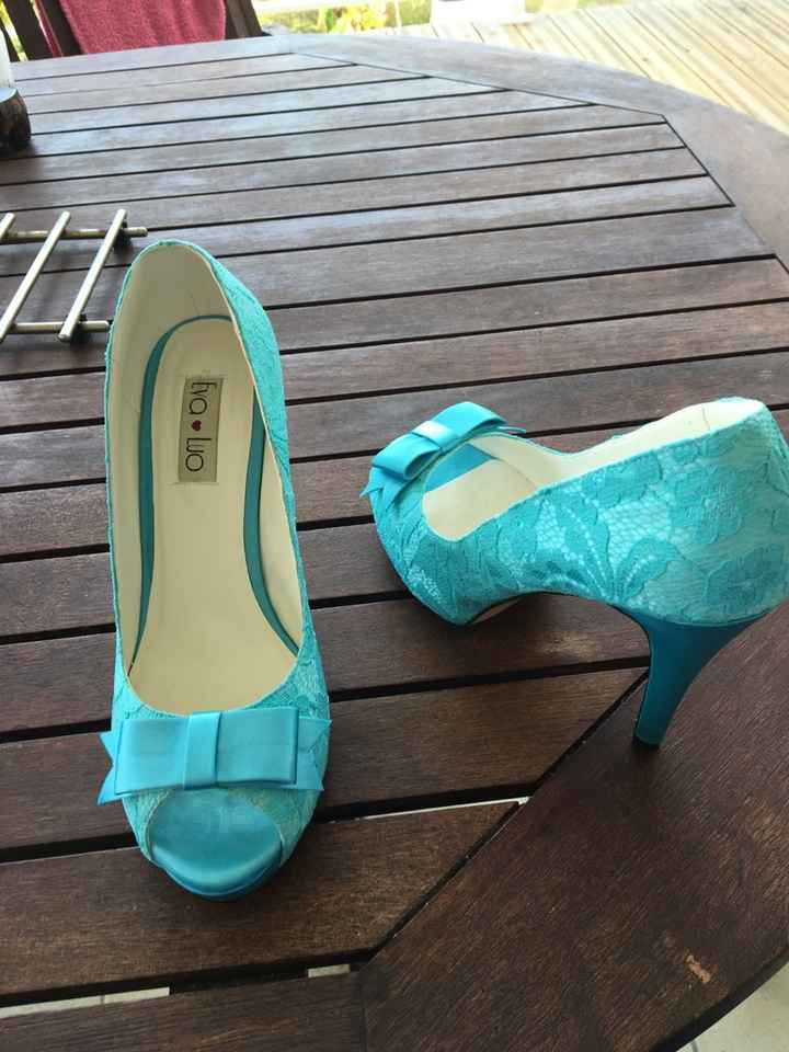 Mes chaussures aliexpress !!! - 1