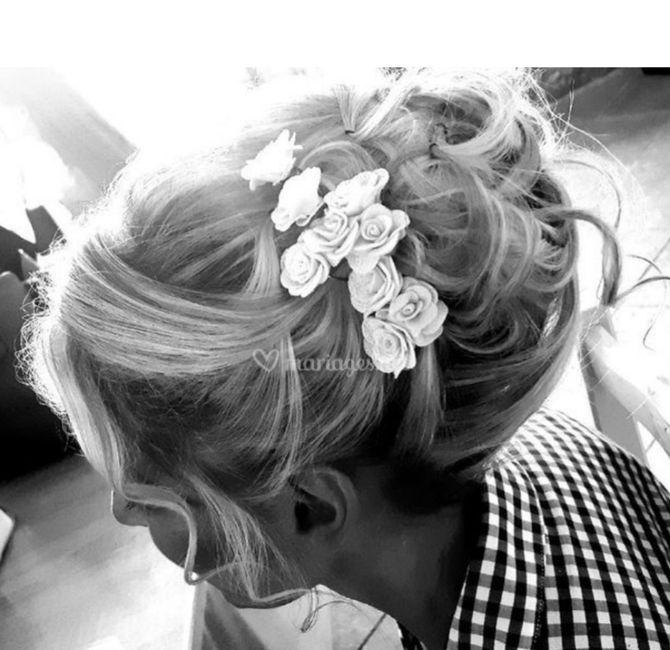 Accessoires cheveux - 1
