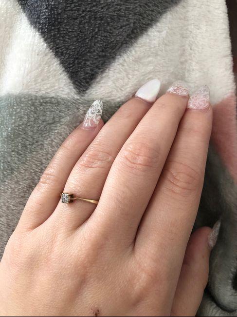 Tu as failli perdre ta bague de fiançailles ? 💍 2