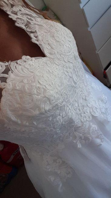 Robe mariée sur internet organisation 3