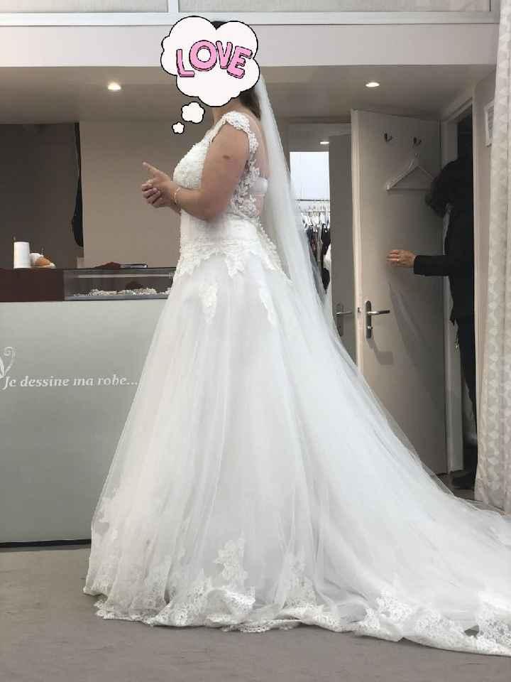 La robe de ma vie