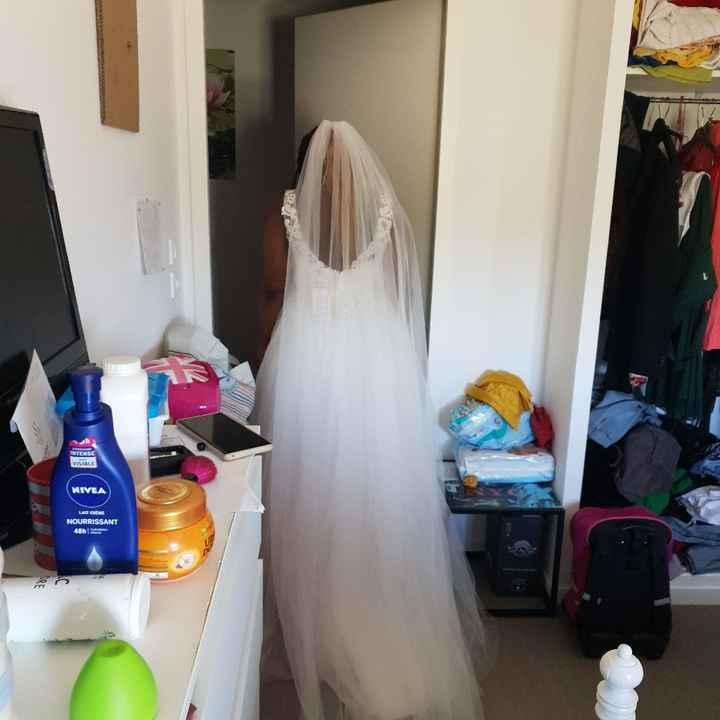 Robe mariée sur internet organisation - 5