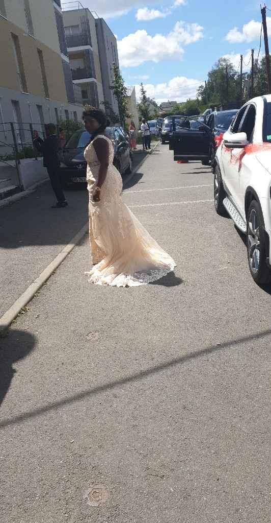 Mariée le samedi 20 juin  Rennes - 1