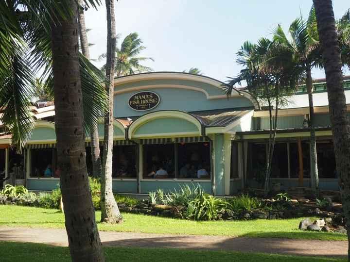 Maui - Mama's fish house