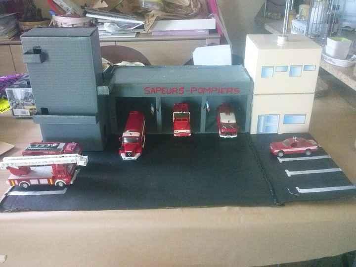 Urne caserne pompier