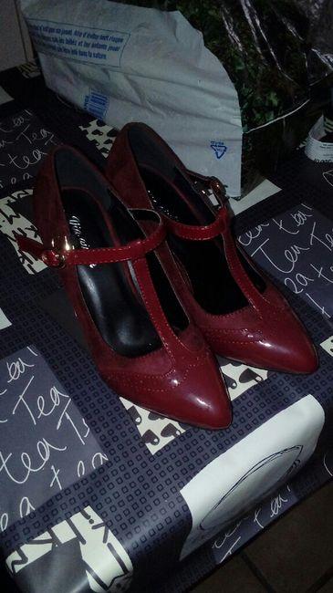 Chaussures colorées ! - 1