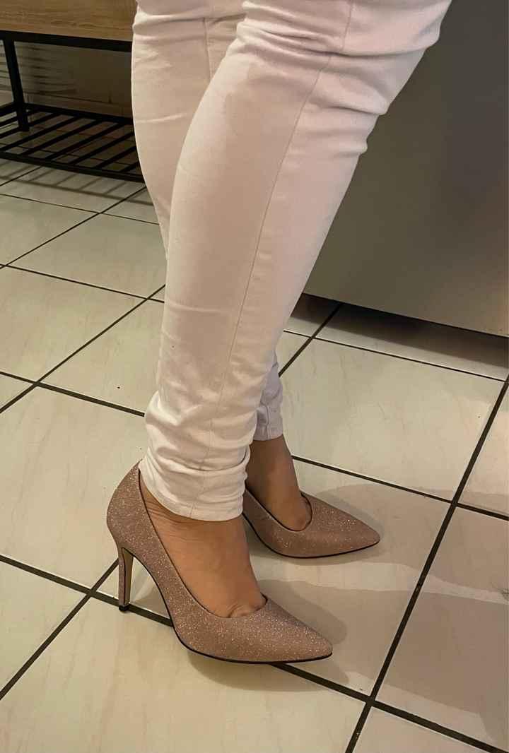 Chaussure trouvée - 1