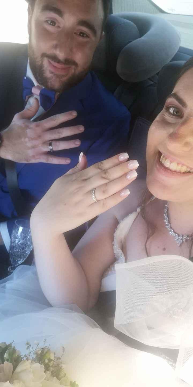 Enfin mariés !!!! - 1