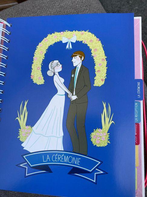Classeur de mariage 💒 3