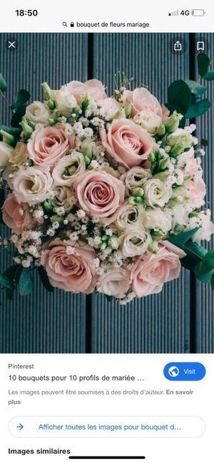 Bouquet de la mariée 11