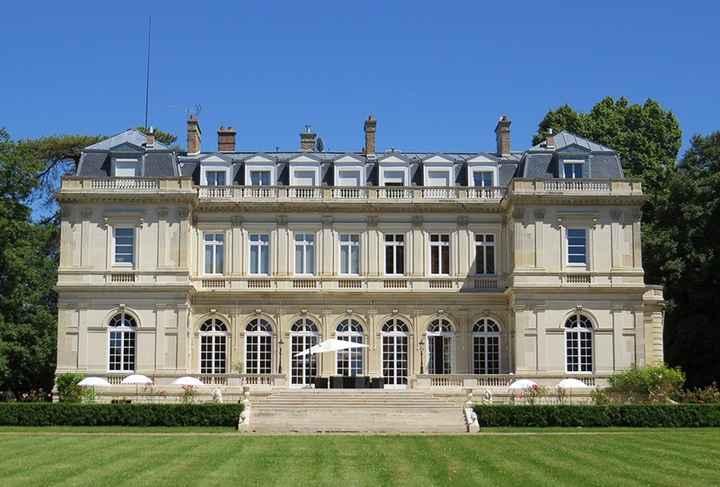 Chateau St Germain Lès Corbeil