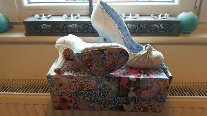 Choix de mes chaussures - 1