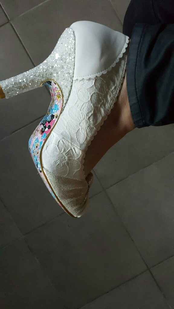 Choix de mes chaussures - 2