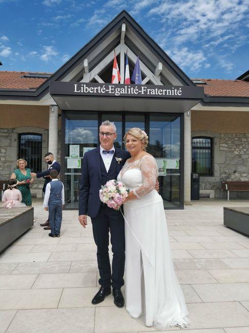 Week-end magnifique mariage d'amour 1