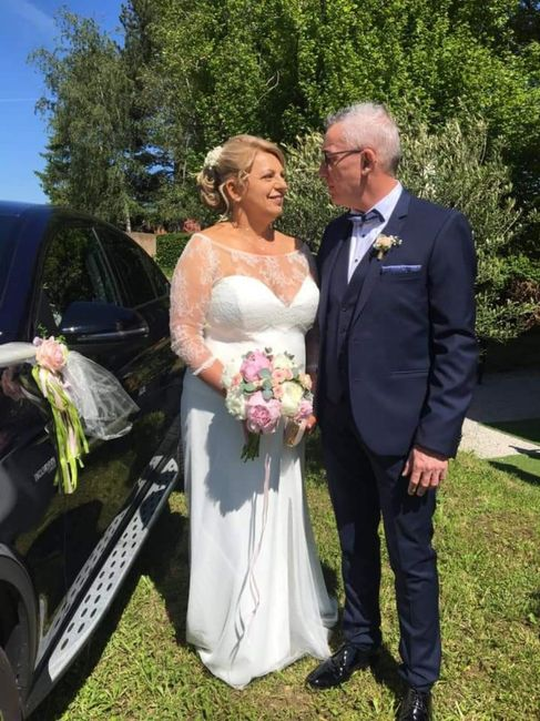 Week-end magnifique mariage d'amour 3
