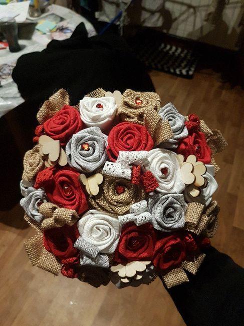 Photos bouquets de mariée et tarif 3