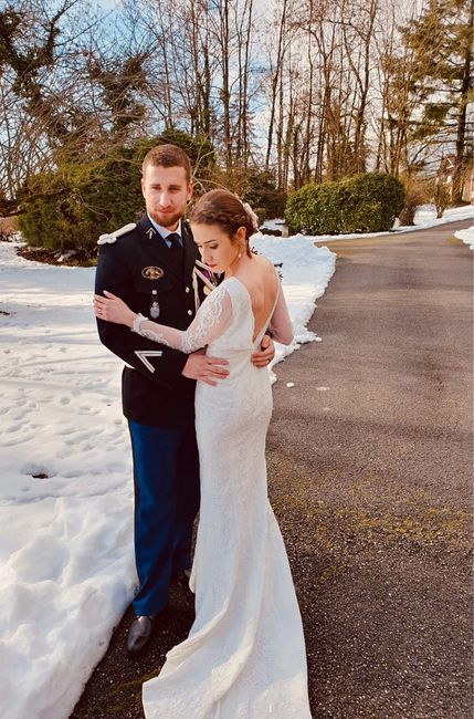 Notre mariage partie 1 ❤️ 1