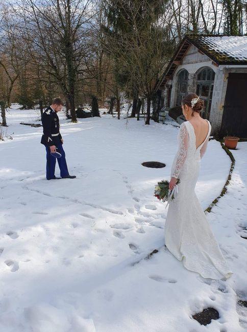 Notre mariage partie 1 ❤️ 5