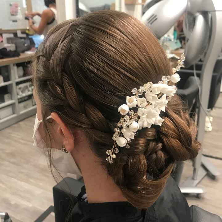 Mon essai coiffure 💁♀️ - 2