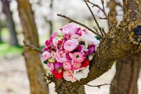 Idée bouquet de mariée