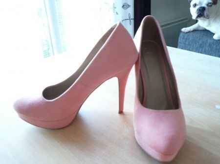 mes chaussures pêche