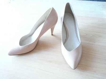 Mes chaussures pour la soirée