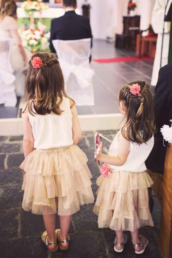 Mes petites filles d'honneur