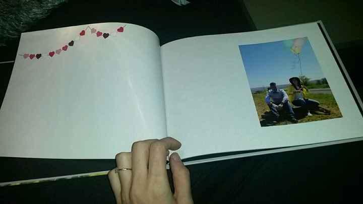 Livre d'or sur photobox - 2