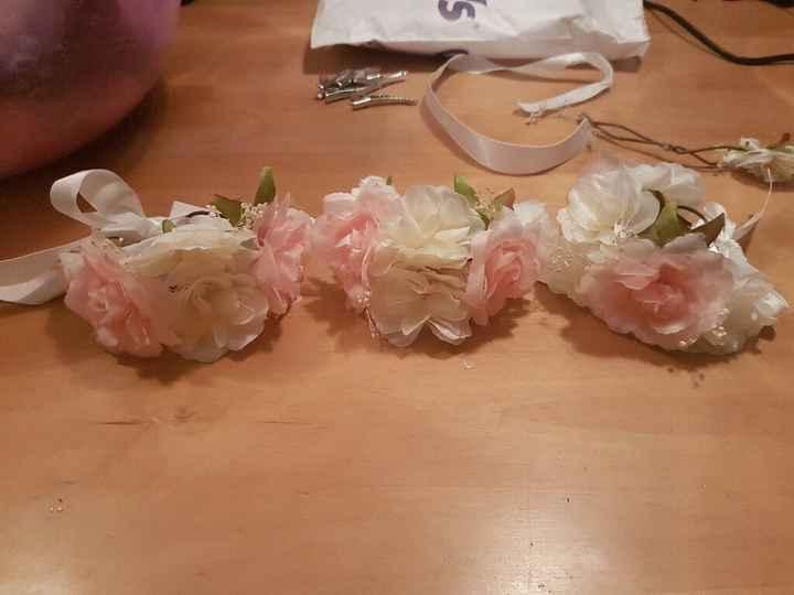Bracelets fleurs diy - 1