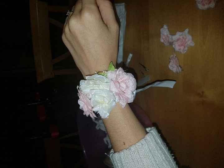 Bracelets fleurs diy - 2
