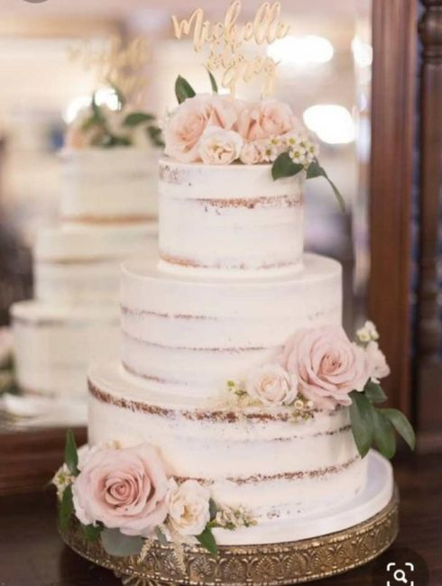 Dessert de mariage... 6