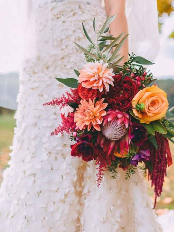 Quelles sont les couleurs de ton mariage ?  🤗 - 1