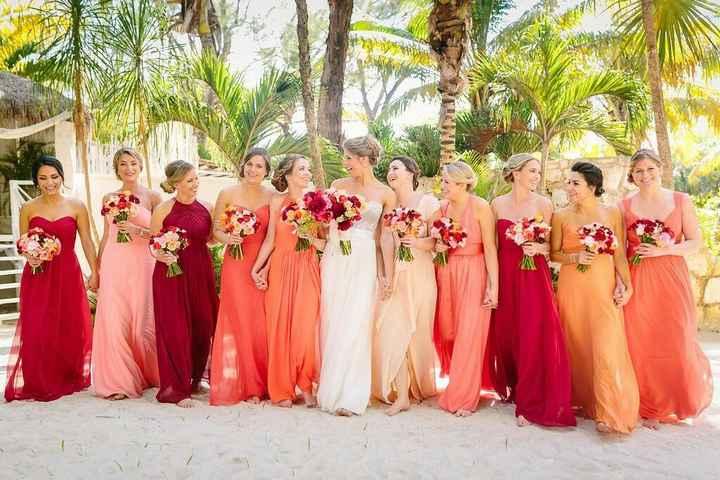 Thème mariage octobre - 2