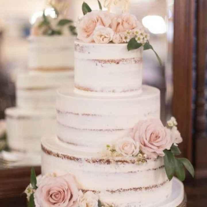 Gâteau de mariage - 1
