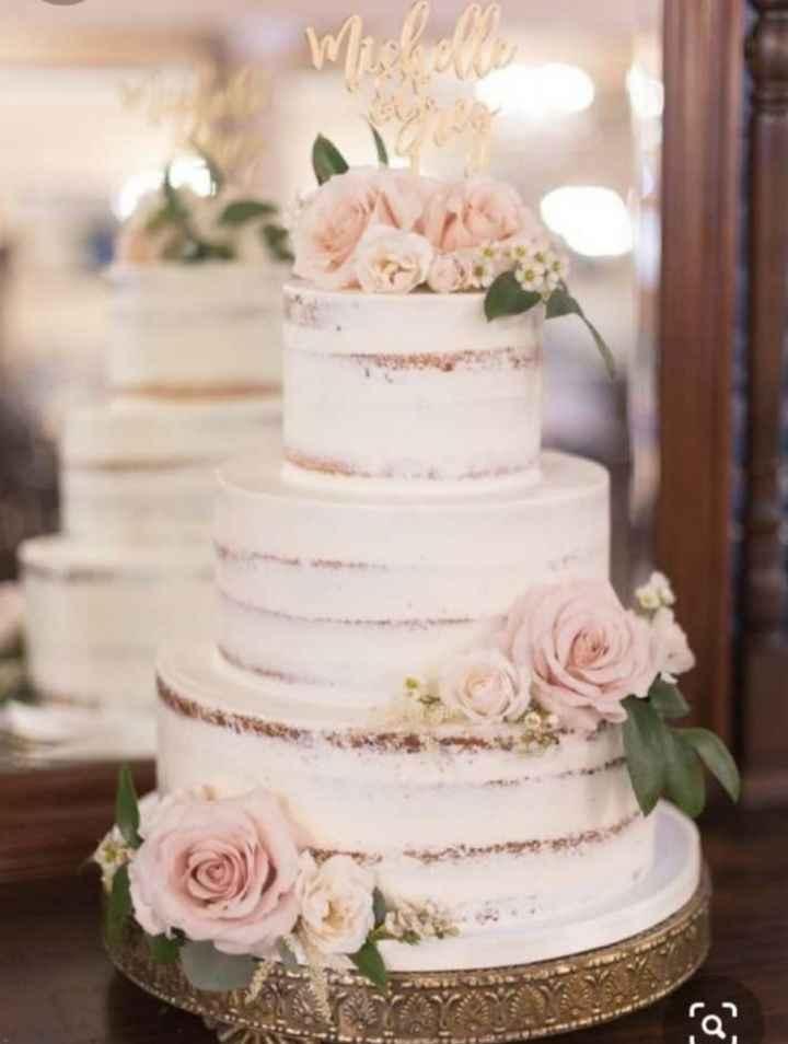 Dessert de mariage... - 1