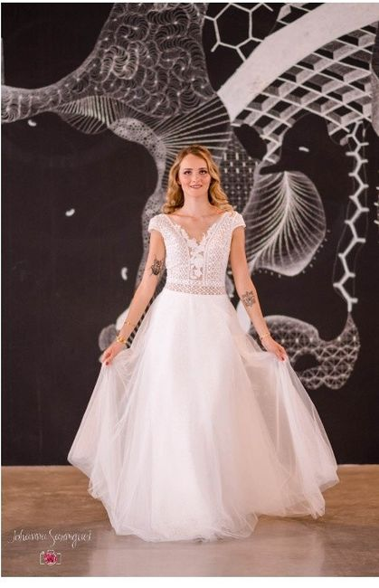 Robe de mariée Toulouse - 2