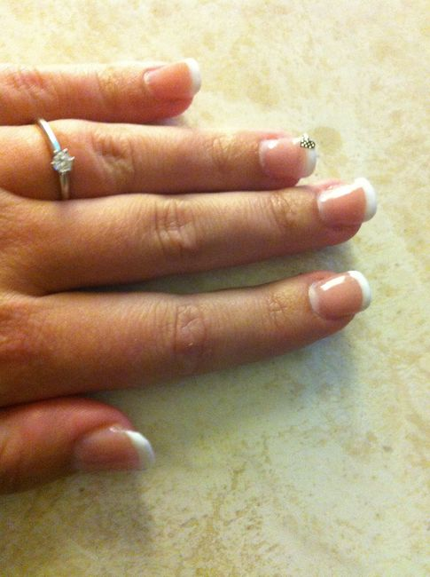 test d'ongles