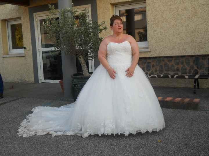Revendre ma robe de mariée - 1