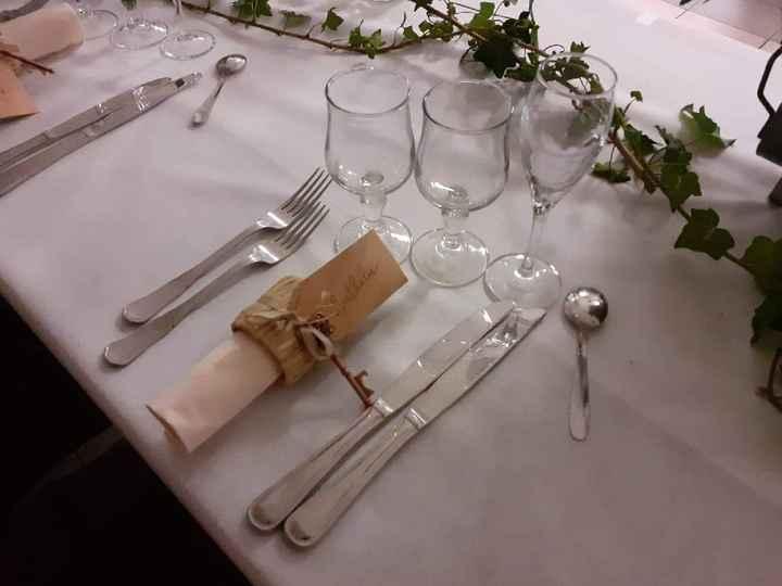 Décoration tables - 1