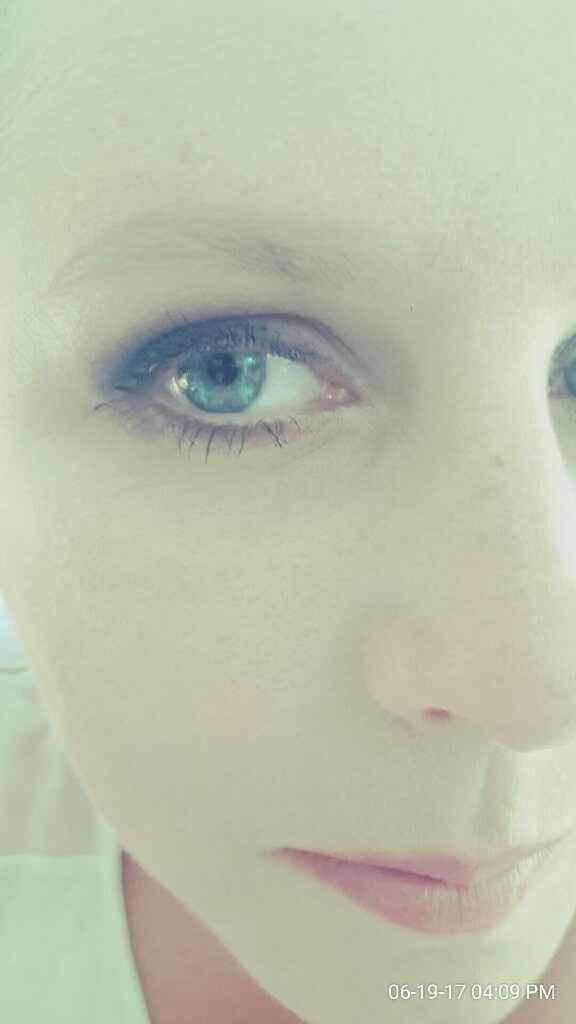 Premier essai maquillage !!!! - 2