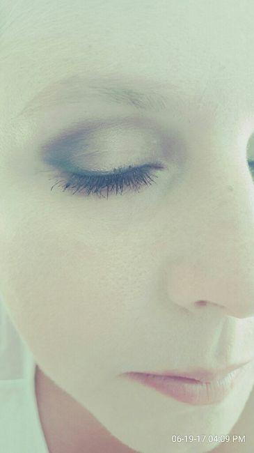 Premier essai maquillage !!!! - 1