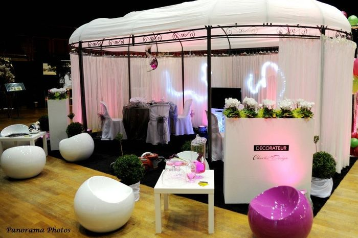 Salon du mariage de chateauroux nevers bourges et for Salon de bourges