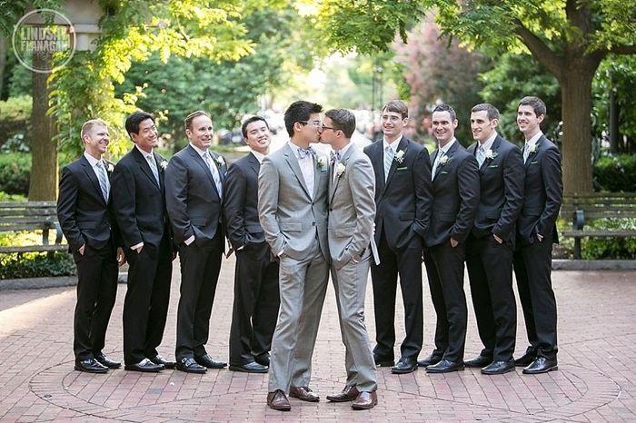 Mariage gay : quelle est votre organisation ? 1