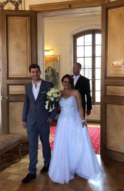 Nous nous marions le 7 Juin 2019 - Paris 1