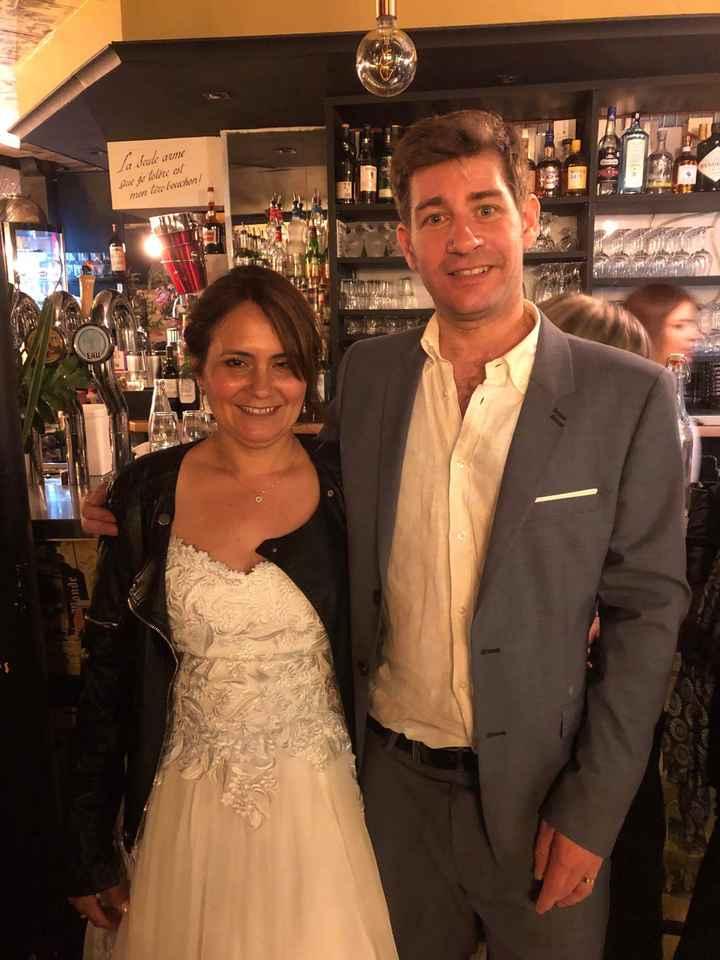 Nous nous marions le 7 Juin 2019 - Paris - 2